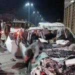 इंदौर में पार्टी करके लौट रहे 6 दोस्तों की मौत, तेज रफ्तार कार खड़े टैंकर में घुसी